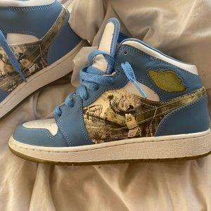 Jordan 1 Alpha UNC sneakers  2007 og 💦
